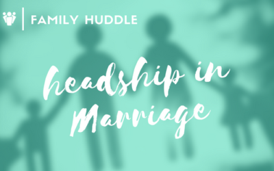 Headship In Marriage