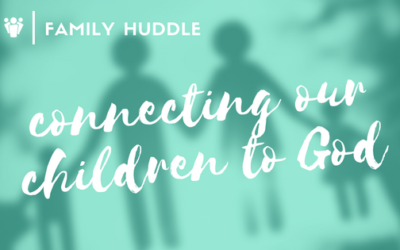 Connecting Our Children To God
