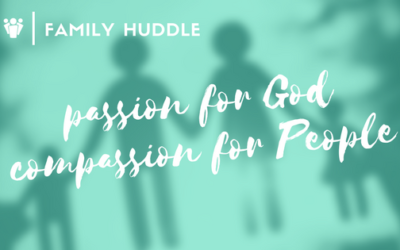 Passion for God Compassion for People